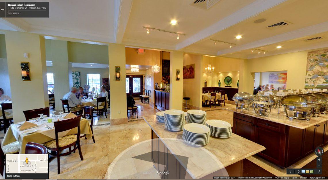Nirvana Indian Restaurant Houston